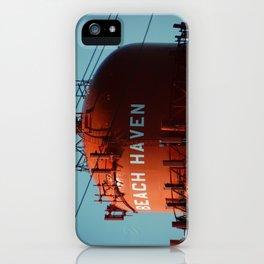 Beach Haven iPhone Case