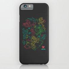 Squid Wars iPhone 6s Slim Case
