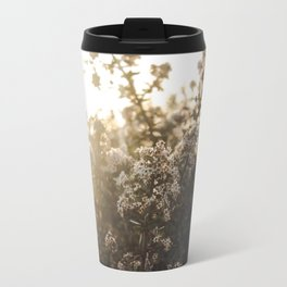 late night conversations with the moon Travel Mug