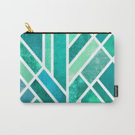 Art Deco Mermaid Carry-All Pouch