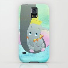 dumbo and his mom Slim Case Galaxy S5