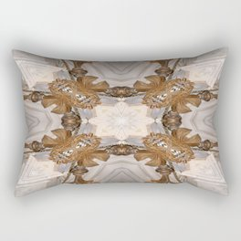 Delusions Of Grandeur - Vintage Inspired Collection Rectangular Pillow