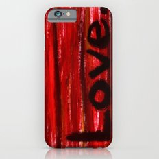 LOVE By KPD (Stretched) iPhone 6s Slim Case