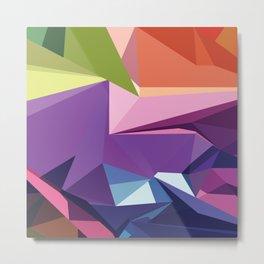 Modern Pattern No. 288 Metal Print