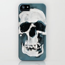 The Sherlock Skull iPhone Case
