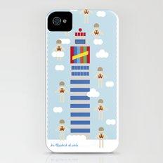 de madrid al cielo iPhone (4, 4s) Slim Case