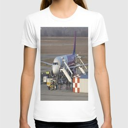 Wizz Air Jet And Fire Brigade T-shirt