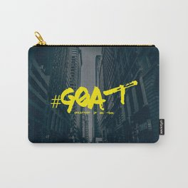 G.O.A.T (Greatest Of All Time) Urban Font Carry-All Pouch