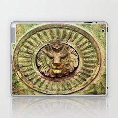 Mausoleum Lion Laptop & iPad Skin