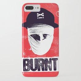 BURNT iPhone Case