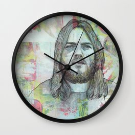 David Gilmour - Is There Anybody Out There Wall Clock