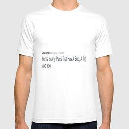 DEEP THOUGHT #4 T-shirt