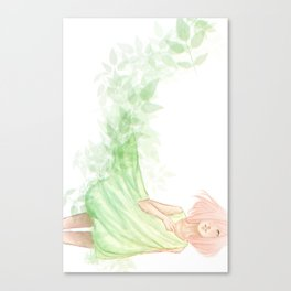 Blossom Queen Canvas Print