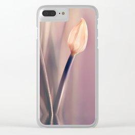 Allium 293 Clear iPhone Case