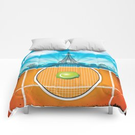 Paris Tennis Comforters