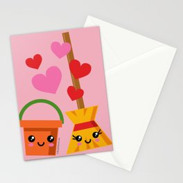 A Long Lasting Love Stationery Cards