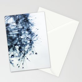 dandelion blue XII Stationery Cards