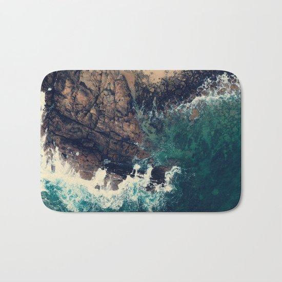 ocean breeze Bath Mat