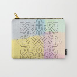 Arabesque Pattern 1 Carry-All Pouch