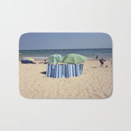 Twin Umbrella's and the Sun! Bath Mat