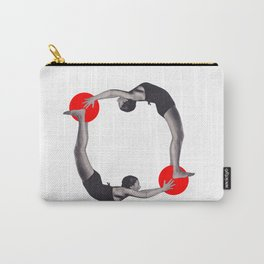 Let's get physical Carry-All Pouch