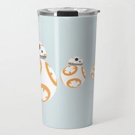 BB8 Grey Travel Mug