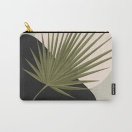 Tropical Leaf- Abstract Art 5 Carry-All Pouch