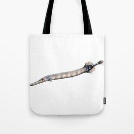 Trumpet fish Tote Bag