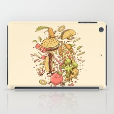 Food Fight iPad Case