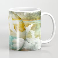 fifth harmony Mugs featuring Harmony by SpaceFrogDesigns