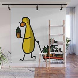 Plant Babies | Veronica Nagorny  Wall Mural