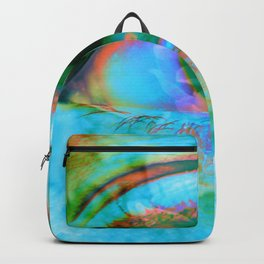 Eye in Bloom [Blue] Backpack