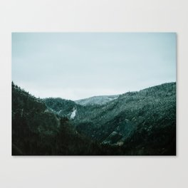 Humber Valley Canvas Print