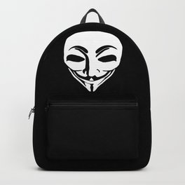 Anonymous Aliens Backpack