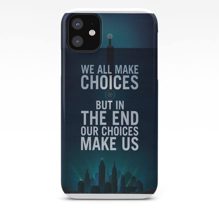 Rapture iphone 11 case