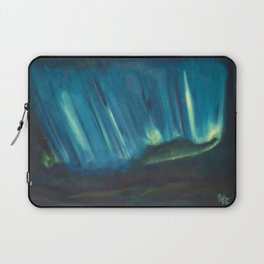 Aurora Borealis Laptop Sleeve