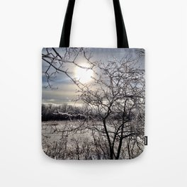 Icy-lation Tote Bag