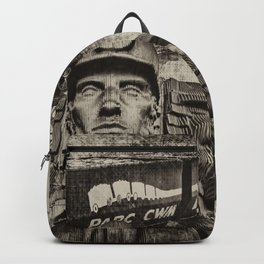 Mining Tribute Antique 1 Backpack