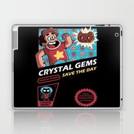 Crystal Gems Laptop & iPad Skin