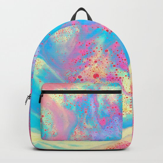 Bubblegum Bubbles Backpack