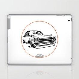 Crazy Car Art 0123 Laptop & iPad Skin