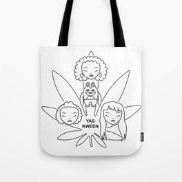 YAS KWEEN Tote Bag