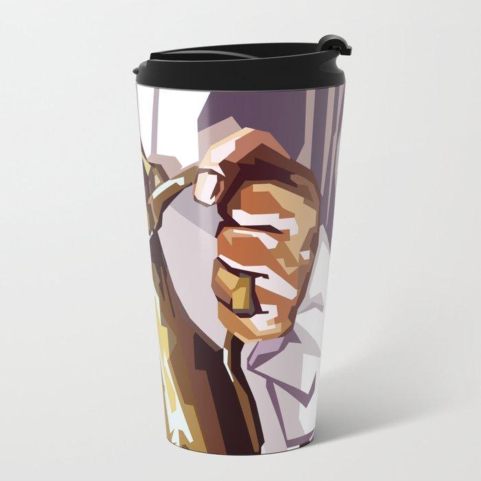 Dallah coffee pot Travel Mug