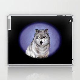 Grey Wolf Laptop & iPad Skin