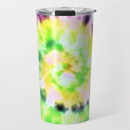 Tie Dye 1 Travel Mug
