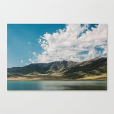 Utah Hills Canvas Print