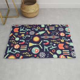 Science Studies Rug