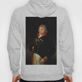 """Francisco Goya """"Ignacio Garcini y Queralt (1752–1825), Brigadier of Engineers"""" Hoody"""