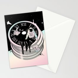 Immersed in Time Stationery Cards