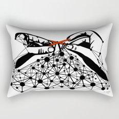 the Weaver Rectangular Pillow